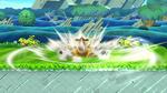 Bomba de choque (Bowser) SSB4 (Wii U)