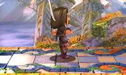Burla superior Espadachín Mii SSB4 (3DS) (1)