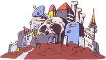 Castillo del Dr. Wily Mega Man 2