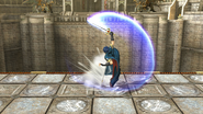 Danza del sable (Marth) (7) SSB4 (Wii U)