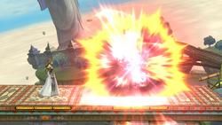 Explosión de Din (2) SSB4 (Wii U)