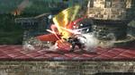 Tajo defensivo (2) SSB4 (Wii U)