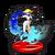 Trofeo de Ámbar en Mundo Smash SSB4 (Wii U)