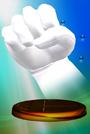 Trofeo de Master Hand SSBM