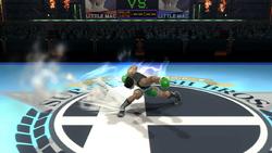 Directo aturdidor (1) SSB4 (Wii U)
