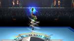 Gancho contundente (1) SSB4 (Wii U)