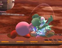 Golpiza Kirby SSBB