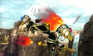 Koume y Kotake SSB4 (3DS)