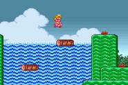 Nivel 1 Super Mario Bros. 2