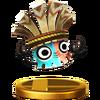 Trofeo de Kalimbero SSB4 (Wii U)