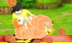 Bomba impaciente (2) SSB4 (3DS)