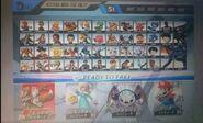 Filtración de pantalla de selección de personajes desmentida (Wii U)