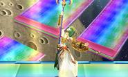 Luz celestial de Palutena (1) SSB4 (3DS)