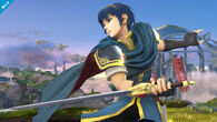 Marth en el Campo de batalla - (SSB. for Wii U)