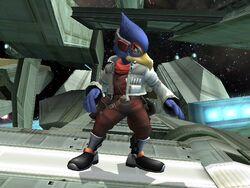 Pose de espera Falco SSBB (2)