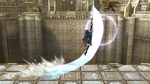 Tajo medialuna (Lucina) SSB4 (Wii U)
