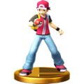 Trofeo de Entrenador Pokémon SSB4 (Wii U)