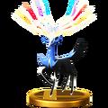 Trofeo de Xerneas SSB4 (Wii U)
