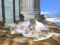 Ataque de recuperación Zelda SSBB (4)