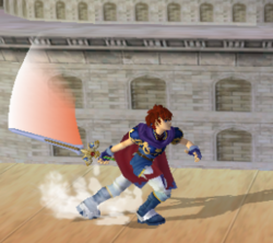 Ataque fuerte hacia arriba de Roy (2) SSBM