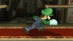 Ataque normal Luigi SSBB (2)