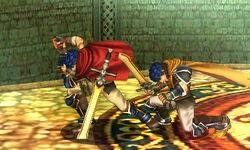 Lanzamiento hacia arriba Ike (1) SSB4 (3DS)