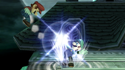 Lanzamiento trasero Luigi SSBB (3)