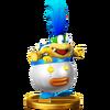 Trofeo de Larry SSB4 (Wii U)