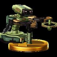 Trofeo de R.O.B. (Alt.) SSB4 (Wii U)