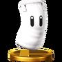 Trofeo de Saco de arena SSB4 (Wii U)