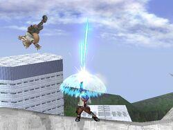 Lanzamiento Superior Falco SSBB (2)