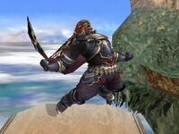 Burla superior Ganondorf SSBB