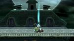Supersalto enterrador (2) SSB4 (Wii U)