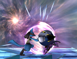 Agarre normal Lucario SSBB (2)
