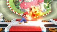 Bola de fuego personalizable (primer efecto) SSB4 (Wii U)