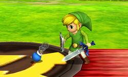 Bomba de tiempo (2) SSB4 (3DS)