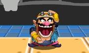 Burla superior Wario SSB4 (3DS) (2)