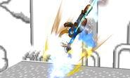 Espachín Mii Carga de aura SSB4 (3DS)