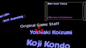 Super Smash Bros - Credits