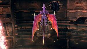 Entrada de Ridley (1) SSB4 (Wii U)