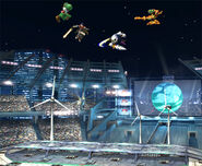 Estadio Pokémon 2 Tipo Volador SSBB
