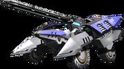 Landmaster en Star Fox Assault