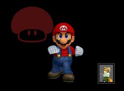 Pose de victoria Mario (4) SSBM