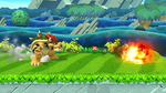 Soplo ardiente SSB4 (Wii U)