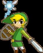Toon Link Phantom Hourglass