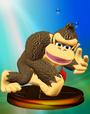 Trofeo de Donkey Kong SSBM