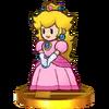 Trofeo de Paper Peach SSB4 (3DS)