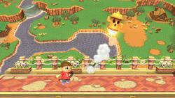 Vuelo en Giroide (2) SSB4 (Wii U)