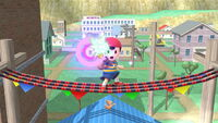 Burla inferior Ness (2) SSB4 (Wii U)