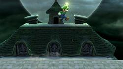 Supersalto enterrador (1) SSB4 (Wii U)